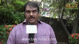 Tajnoor at Vethu Vettu Movie Team Interview