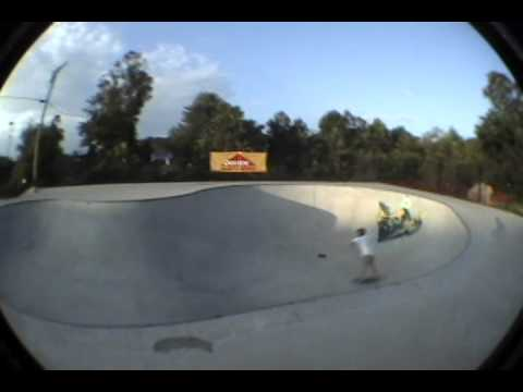 LA woman edit lynchburg riverfront skatepark