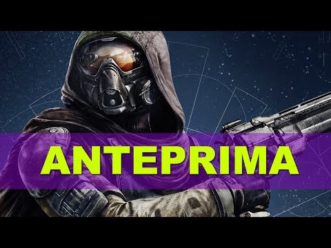 destiny, anteprima beta in hd