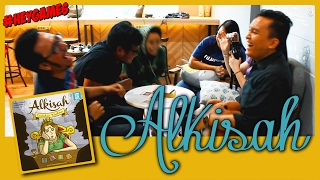 #HEYGAMES - Board Game ALKISAH