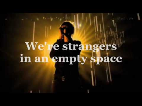 Keane - We Might As Well Be Strangers (lyrics)