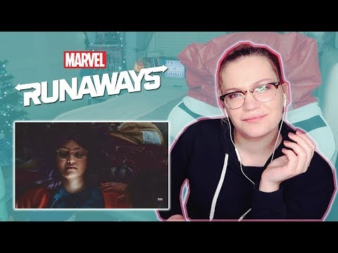 "Runaways Season 2 Episode 9 ""Big Shot"" REACTION!"