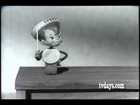 Vintage Alka Seltzer Commercial - Funny Buster Keaton
