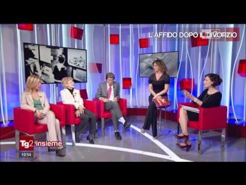 Tg2 Insieme 3 mar 2015: l'affido dopo il divorzio