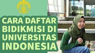 Download Video CARA DAFTAR BIDIKMISI DI UNIVERSITAS INDONESIA MP3 3GP MP4