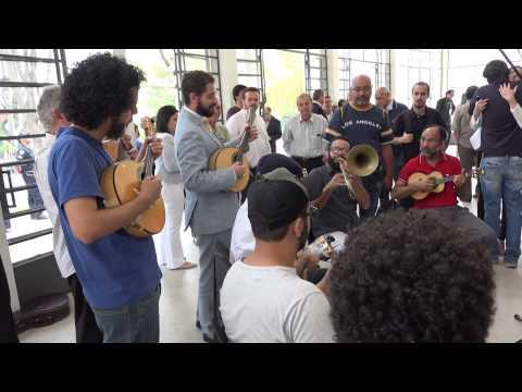 Roda de Choro - Teatro Municipal da Mooca Arthur Azevedo - 18/08/15