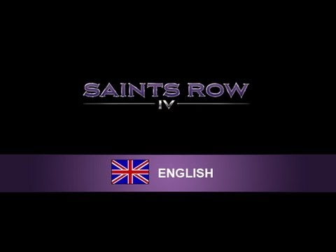 Saints Row IV Announce Teaser