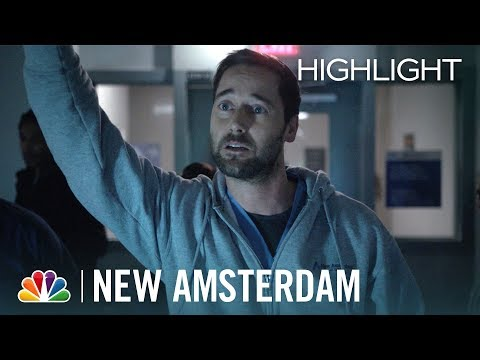 Max Makes an Impassioned Plea for Help - New Amsterdam (Episode Highlight)