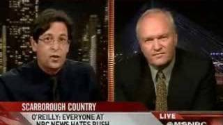 Joe Scarborough goes off on Bill O'Reilly