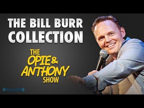 Bill Burr on O&A - Where's The Fire?