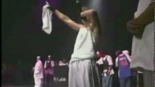 Eminem Ft. 50 Cent & D12 - Rapgame (Live Performence)