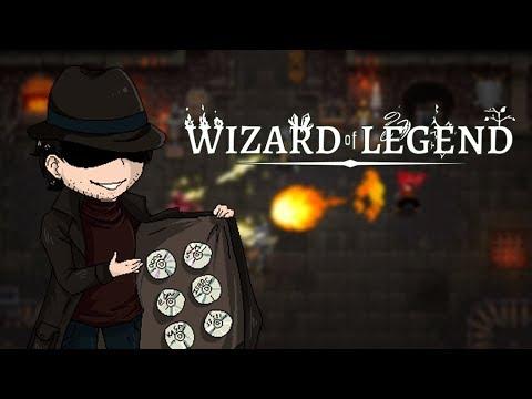 Roguelike-мания/ Wizard of Legend