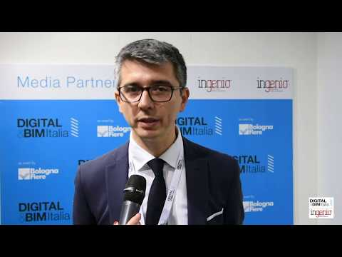 "img DIGITAL&BIM Italia | Baraldi: ""In Italia mancava un evento come questo"""