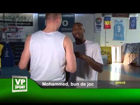 Mohammed, bun de joc