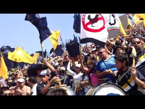 Esto es PUMAS !! - La Rebel - Pumas