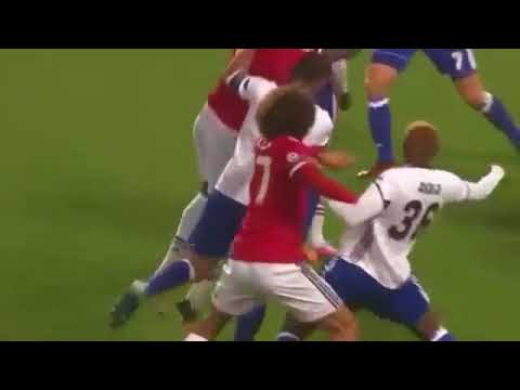 Gols Manchester United vs Basel 3 0  Goals & 12 09 2017 HD