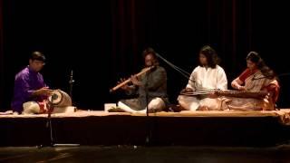 GS RAJAN Concert - Navaratri Festival 2011 - Budapest, Hungary - 3rd Part