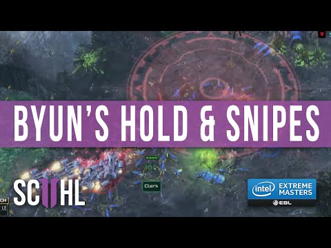 ByuN's Hold & Baneling Snipes - GSL Code S