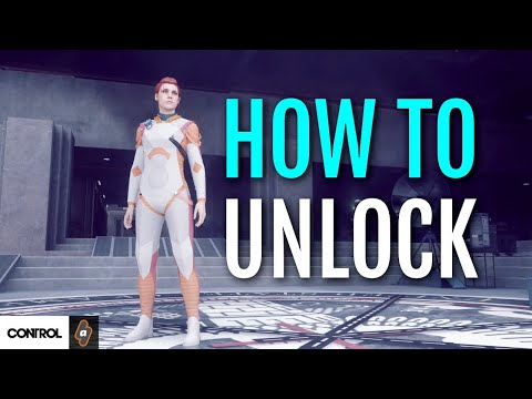 How to unlock the Extradimensional Suit Outfi in Control's DLC AWE