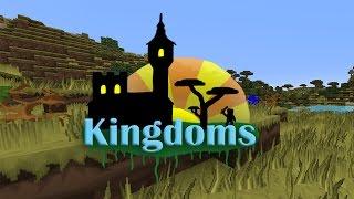 A new Start :: Kingdoms #001 [Modded Minecraft]