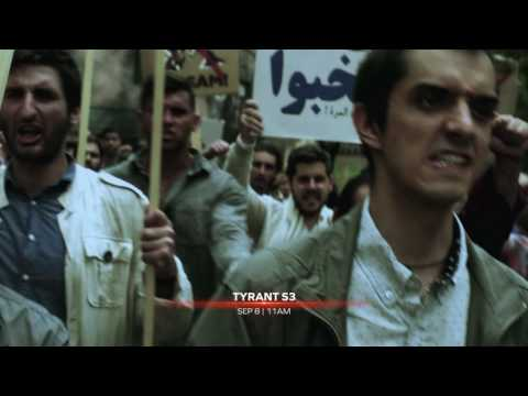 Tyrant S03 Finale | September 8 | Colors Infinity Instant Premieres