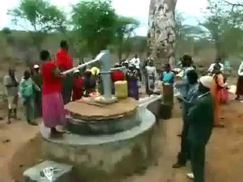 Cosa succede dopo costruito un pozzo?
