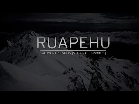 Salomon Freeski TV S8 E12: Ruapehu - ©SalomonFreeskiTV