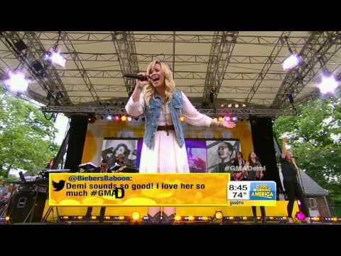 Demi Lovato - Made in the usa (live)