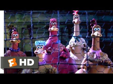Chicken Run (2000) - The (Not So) Great Escape Scene (1/10) | Movieclips