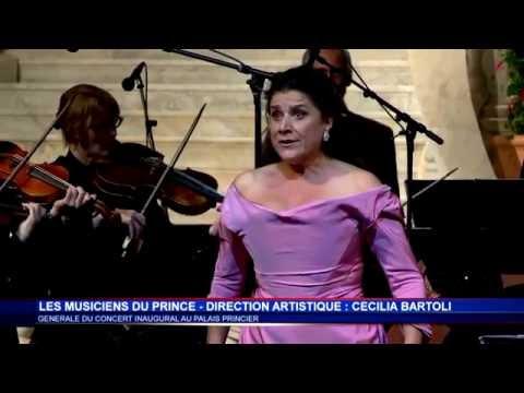 Les Musiciens du Prince - Générale du Concert Inaugural / Monaco Info