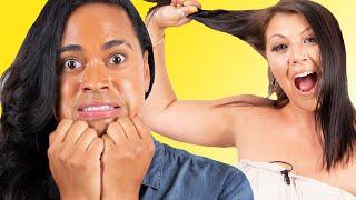 Video Hair Stylists Tell Their Most Horrifying Stories MP3, 3GP, MP4, WEBM, AVI, FLV Oktober 2018