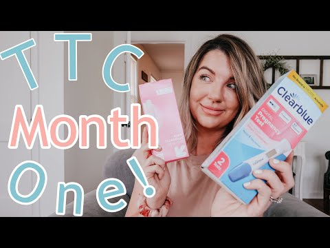 TTC MONTH 1 + TRYING TO CONCEIVE DURING A PANDEMIC + TTC JOURNEY 2020