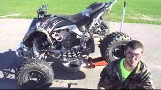 7. How to change oil on a 4-wheeler