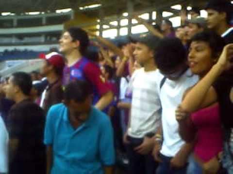 Monagas Sport Club 06 - Guerreros Chaimas - Monagas