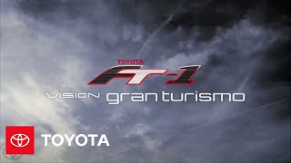 VIDEO: Toyota Teases Virtual Racing Version Of FT-1 Concept