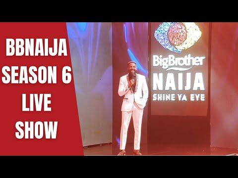BBNaija 2021 - BBNaija Season 6 Live Show And BBNaija Season 6 Housemates