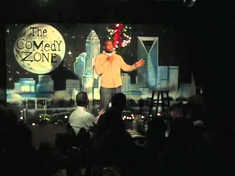 Herb Clinton on 12-17-12 at Graduation Showcase Night for The Comedy Zone Comedy School