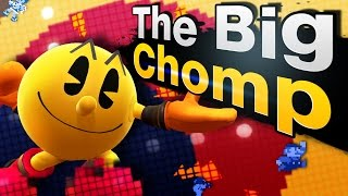 Pac-Man Combo Video – The Big Chomp