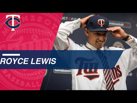 Video: Top Prospects: Royce Lewis, SS, Twins