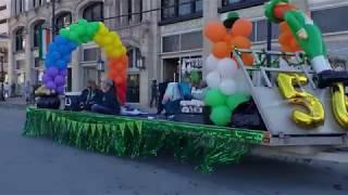 2019 St Patrick's Scranton Parade Segment 7