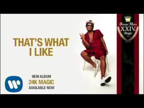 Video That's What I Like- Bruno Mars (Clean Version) download in MP3, 3GP, MP4, WEBM, AVI, FLV January 2017