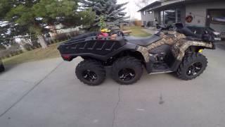 5. Can am 6x6 Montana Nobember 2016