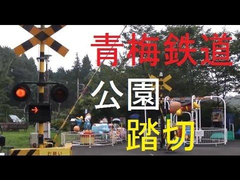 【踏切】 青梅鉄道公園にて(HD)