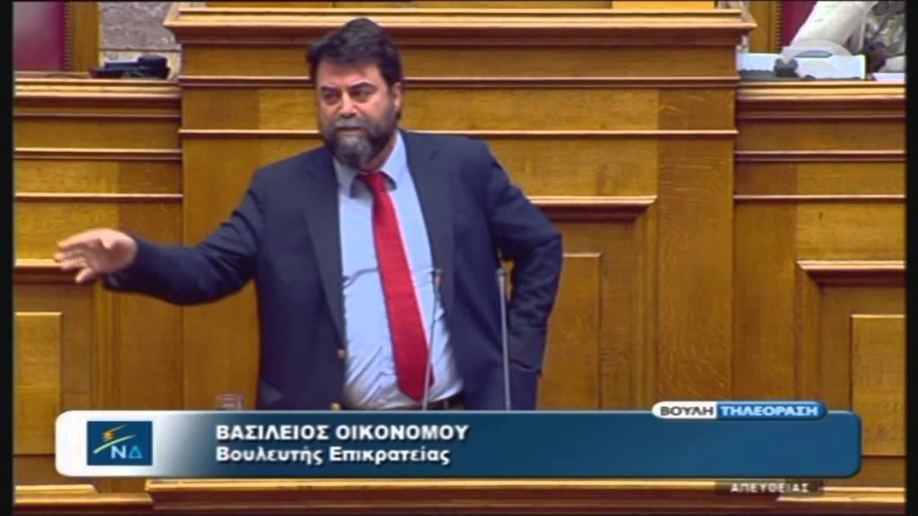 Προϋπολογισμός 2016: B.Οικονόμου (Ν.Δ.) (02/12/2015)