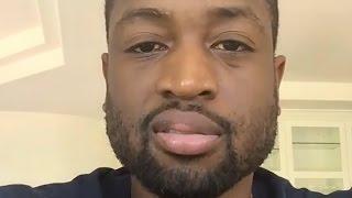 Dwyane Wade Raps, Internet Blasts Him by Obsev Sports