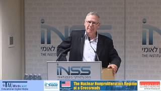 Greetings - The Nuclear Nonproliferation Regime at a Crossroads