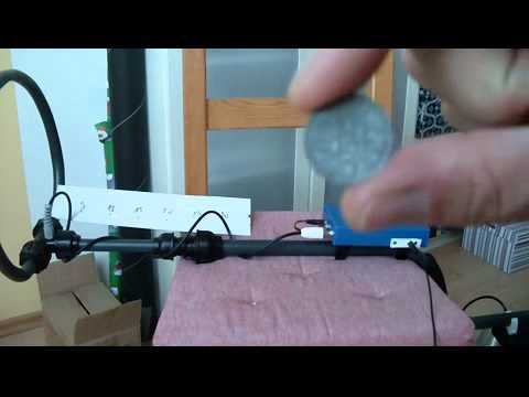 DIY Pulse Induction Metal Detector