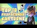 Top 10 Propaganda Cartoons