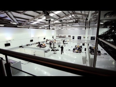 scenes - As the team prepared for the 2014 United States Grand Prix in Austin, we spent 24 hours behind the scenes, following Race Mechanic, Ole Schack and Race Team Co-ordinator Gerrard O'Reilly....