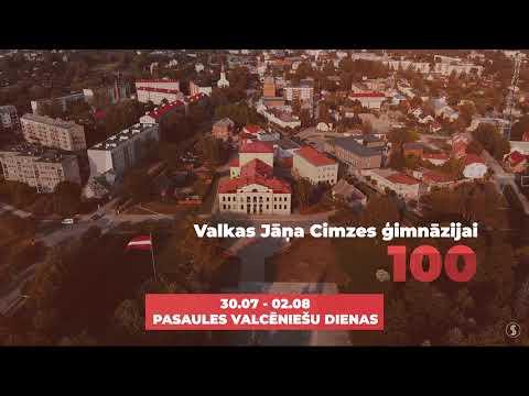 Aicinām uz pasaules valcēniešu dienām Valkā